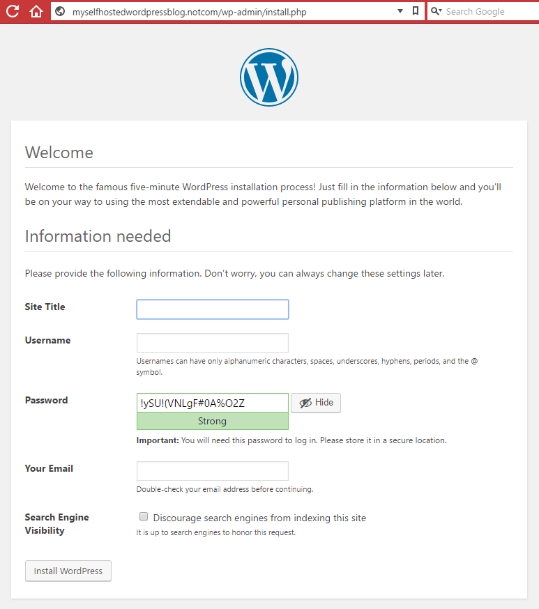 configure-wordpress